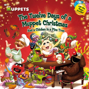 The Twelve Days of a Muppet Christmas