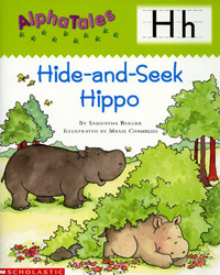 Hide-and-Seek Hippo